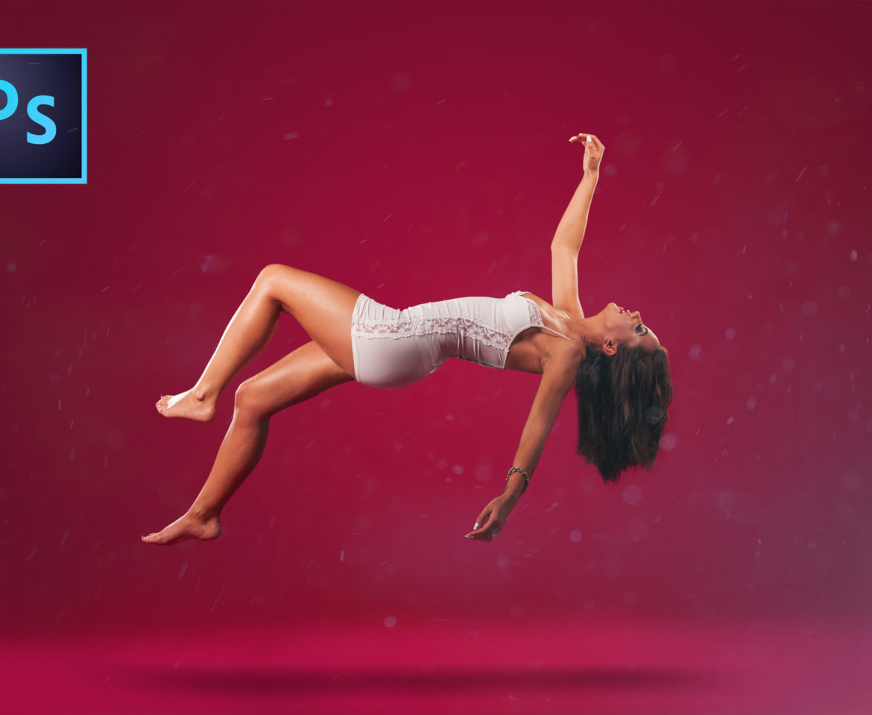 Photoshop Tutorial | How to make LEVITATION effect | Photoshop cc 2018