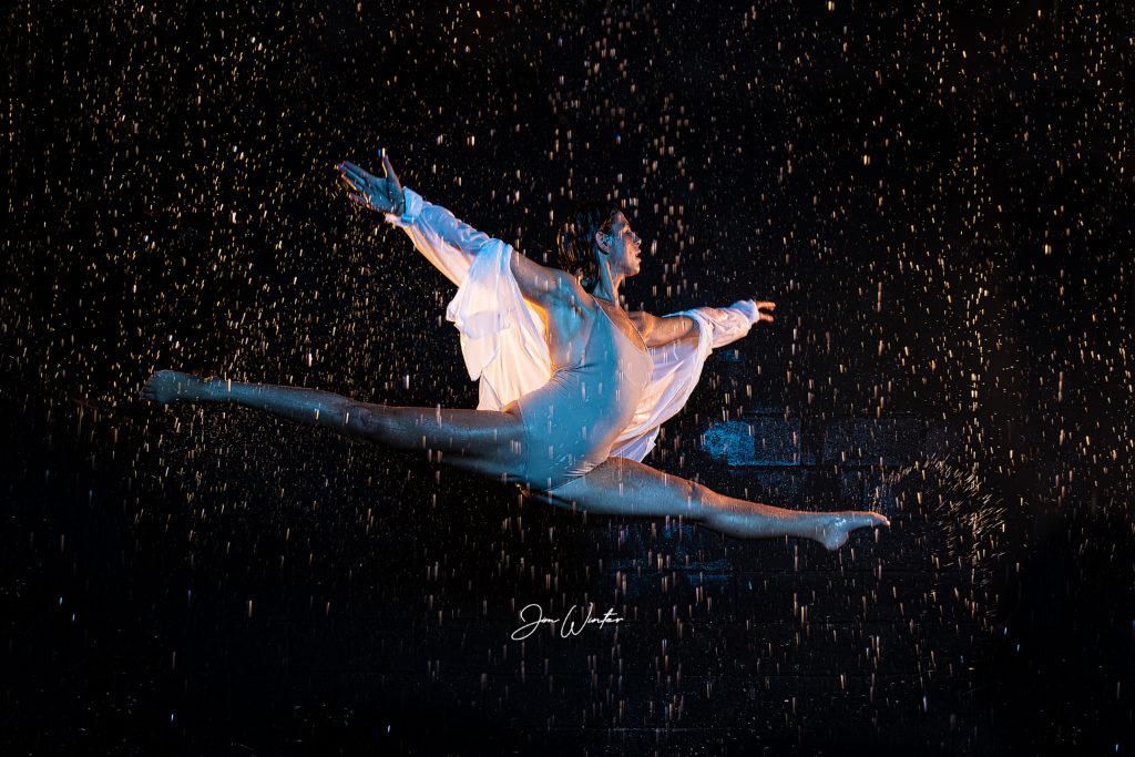 Jim Winter photographe danseuse
